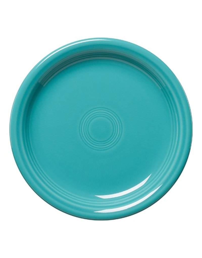 "Bistro Salad Plate 7 1/4"" Turquoise"