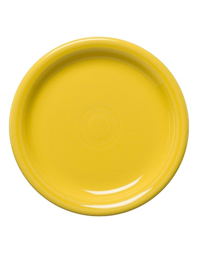 "Bistro Salad Plate 7 1/4"" Sunflower"