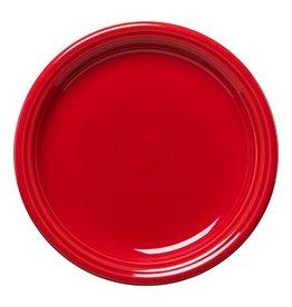 """Bistro Salad Plate 7 1/4"""" Scarlet"""