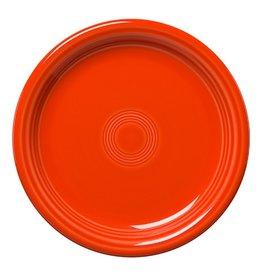 "Bistro Salad Plate 7 1/4"" Poppy"