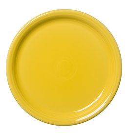 "Bistro Dinner Plate 10 1/2"" Sunflower"