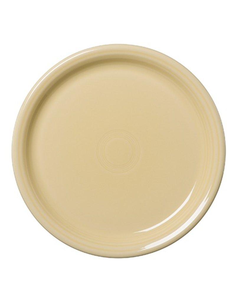 "Bistro Dinner Plate 10 1/2"" Ivory"