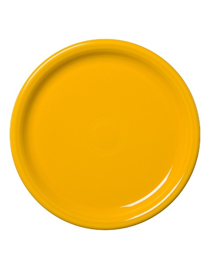 "Bistro Dinner Plate 10 1/2"" Daffodil"