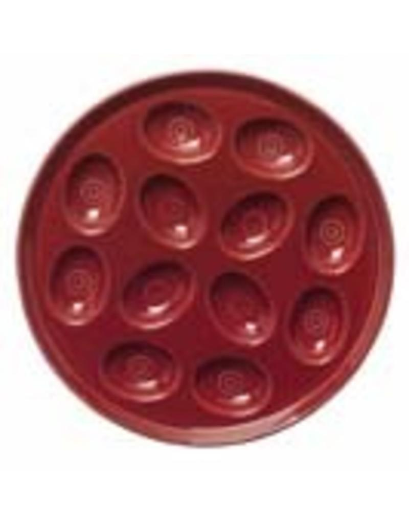 Egg Tray Scarlet