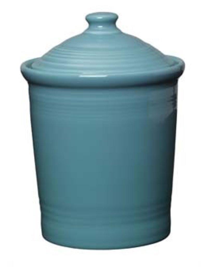 Medium Canister Turquoise