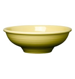 "Pedestal Bowl 9 7/8"" Sunflower"
