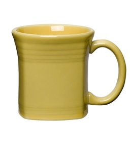 Square Mug 13 oz Sunflower