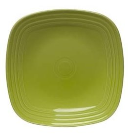 "Square Salad Plate 7 1/2"" Lemongrass"