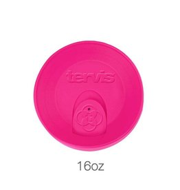 Tervis Neon Pink Travel Lid 16 oz