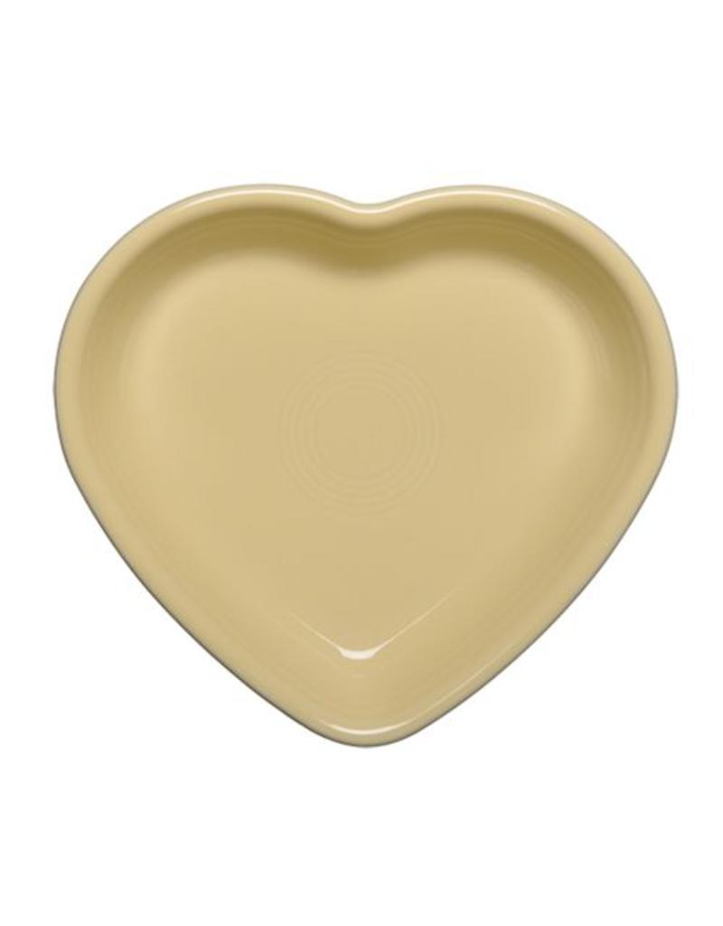 Small Heart Bowl Ivory