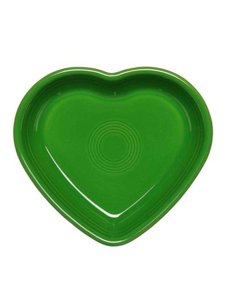 Small Heart Bowl Shamrock