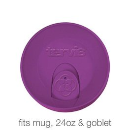 Tervis Purple Travel Lid 24 oz