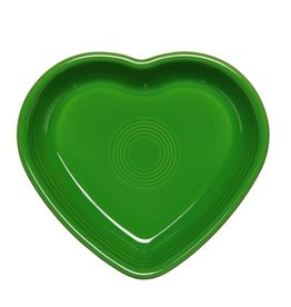 Medium Heart Bowl 19 oz Shamrock