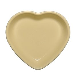 Medium Heart Bowl 19 oz Ivory