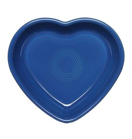Medium Heart Bowl 19 oz Lapis