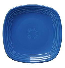 "Square Dinner Plate 10 3/4"" Lapis"
