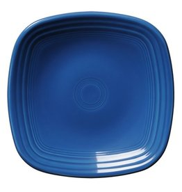 """Square Luncheon Plate 9 1/4"""" Lapis"""