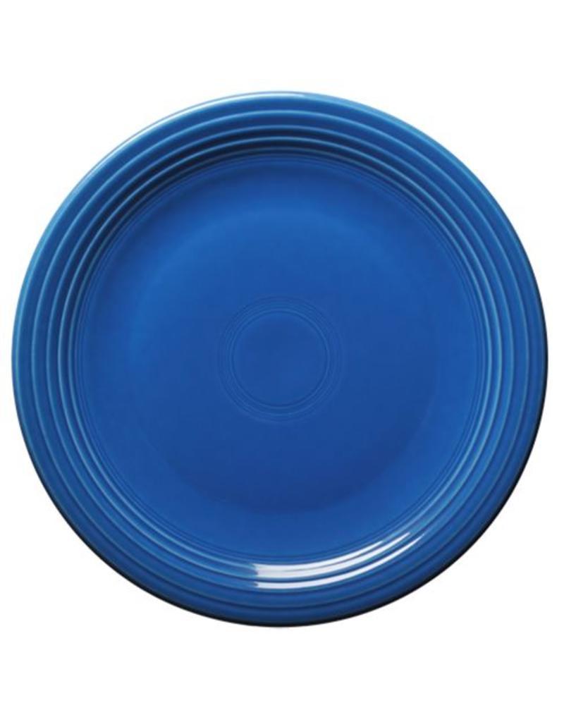 "Chop Plate 11 3/4"" Lapis"
