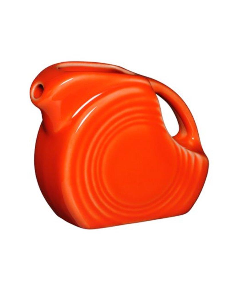 Mini Disc Pitcher 5 oz Poppy