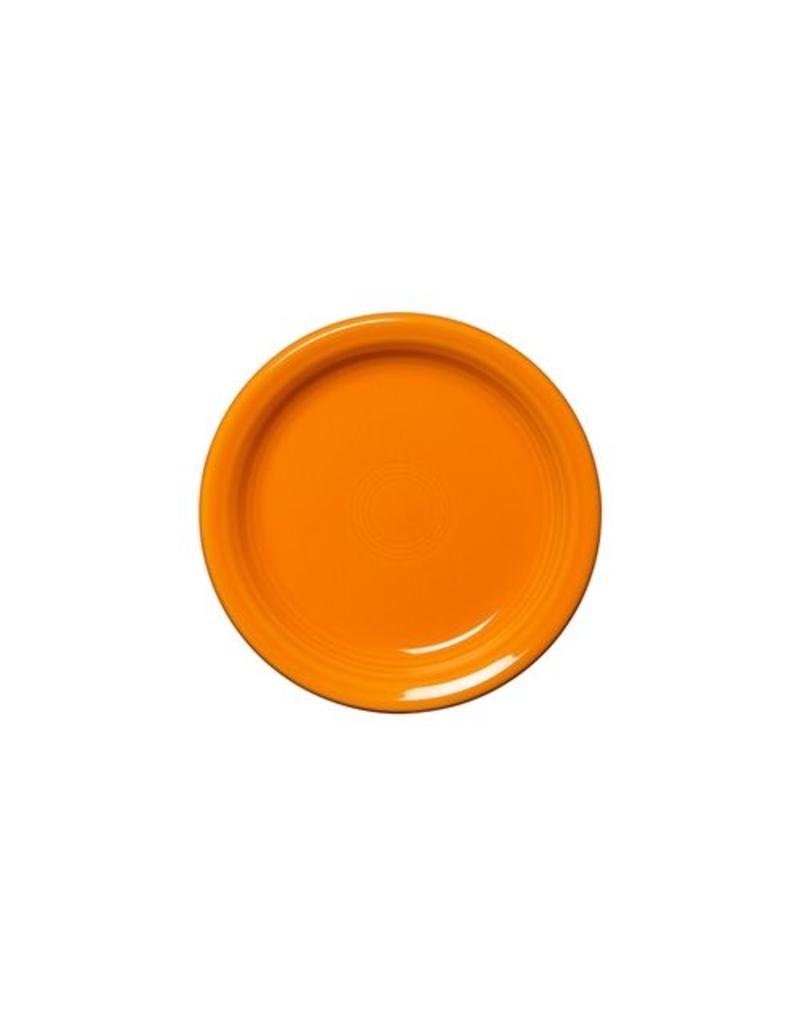 Appetizer Plate Tangerine