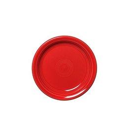 Appetizer Plate Scarlet