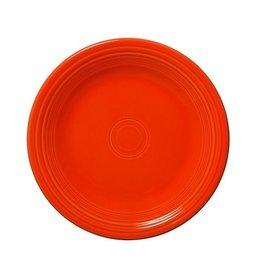 "Chop Plate 11 3/4"" Poppy"