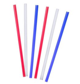 "Tervis 11"" Straight Straw Tri Color Pack"