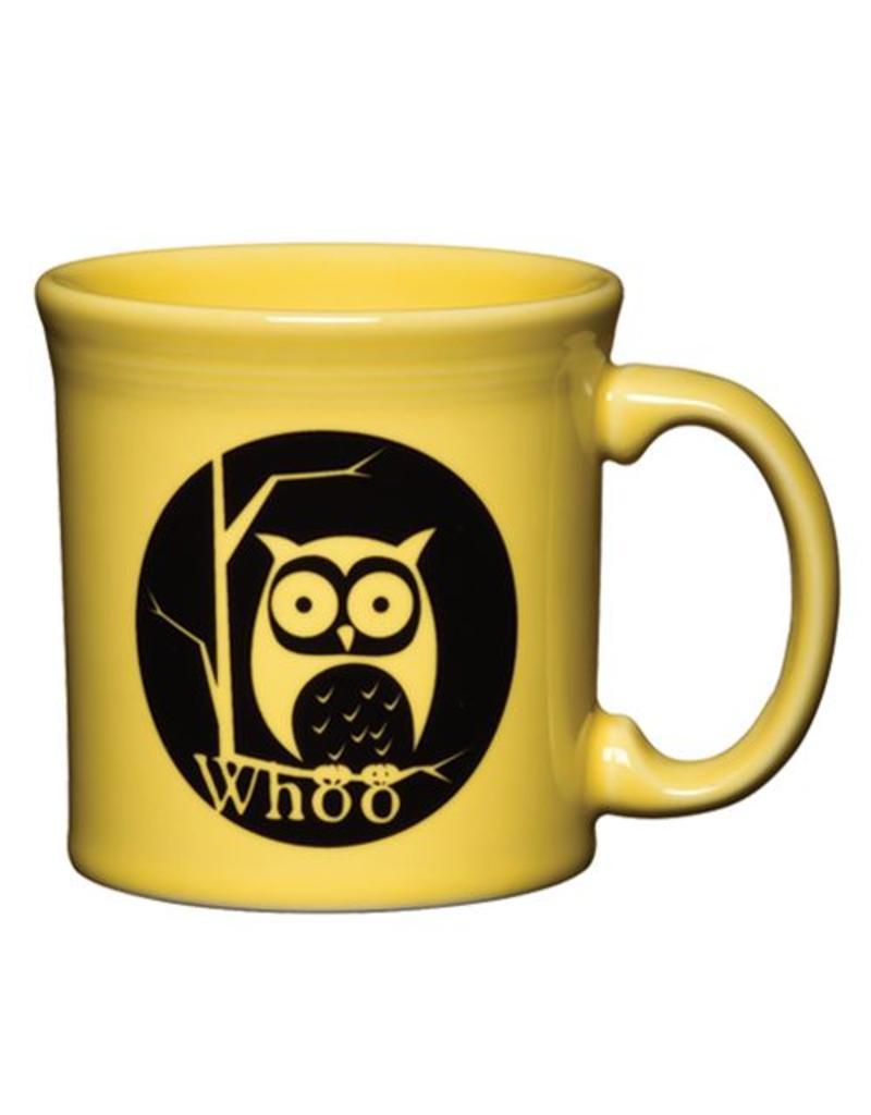 Java Mug Halloween Whoo Owl