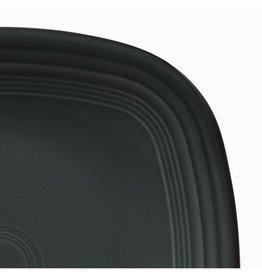 """Square Dinner Plate 10 3/4"""" Slate"""