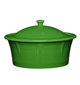 Large Covered Casserole 90 oz Shamrock