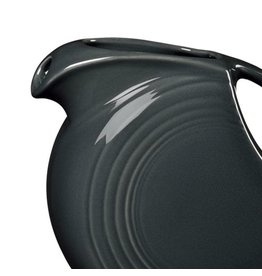 Large Disc Pitcher 67 1/4 oz Slate