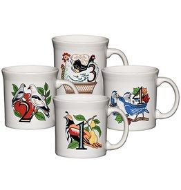 12 Days of Christmas Series 1 Java Mugs