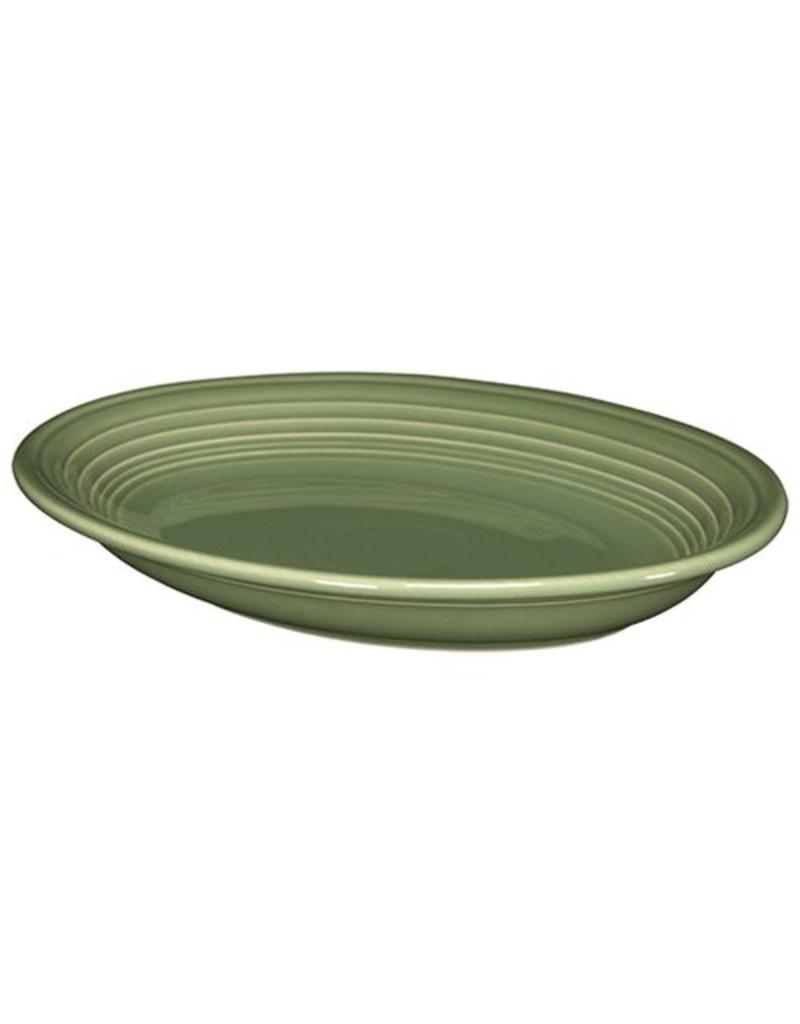 "Medium Oval Platter 11 5/8"" Sage"