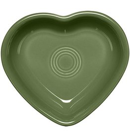Small Heart Bowl Sage