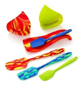 7 pc Fiesta® Silicone Kitchen Set