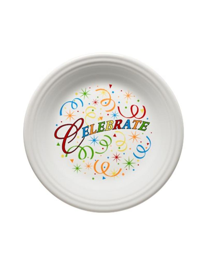 Luncheon Plate Celebrate