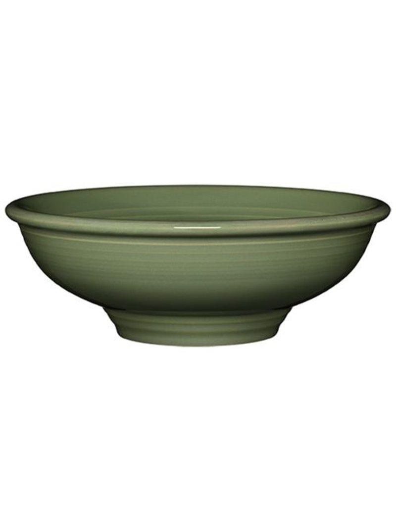 """Pedestal Bowl 9 7/8"""" Sage"""