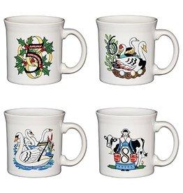12 Days of Christmas Series 2 Java Mugs