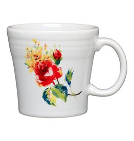 Tapered Mug Floral Bouquet