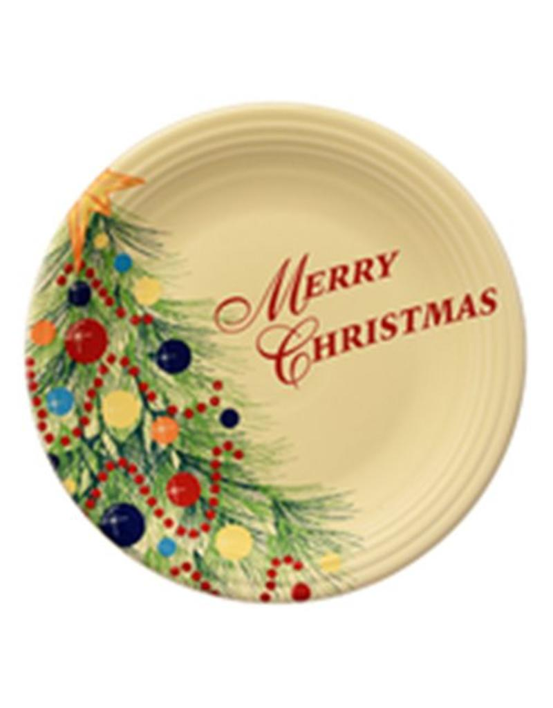 "Chop Plate 11 3/4"" Merry Christmas"