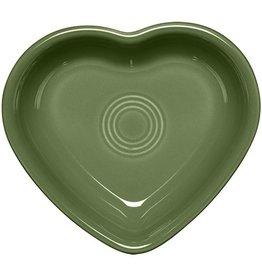 Medium Heart Bowl 19 oz Sage