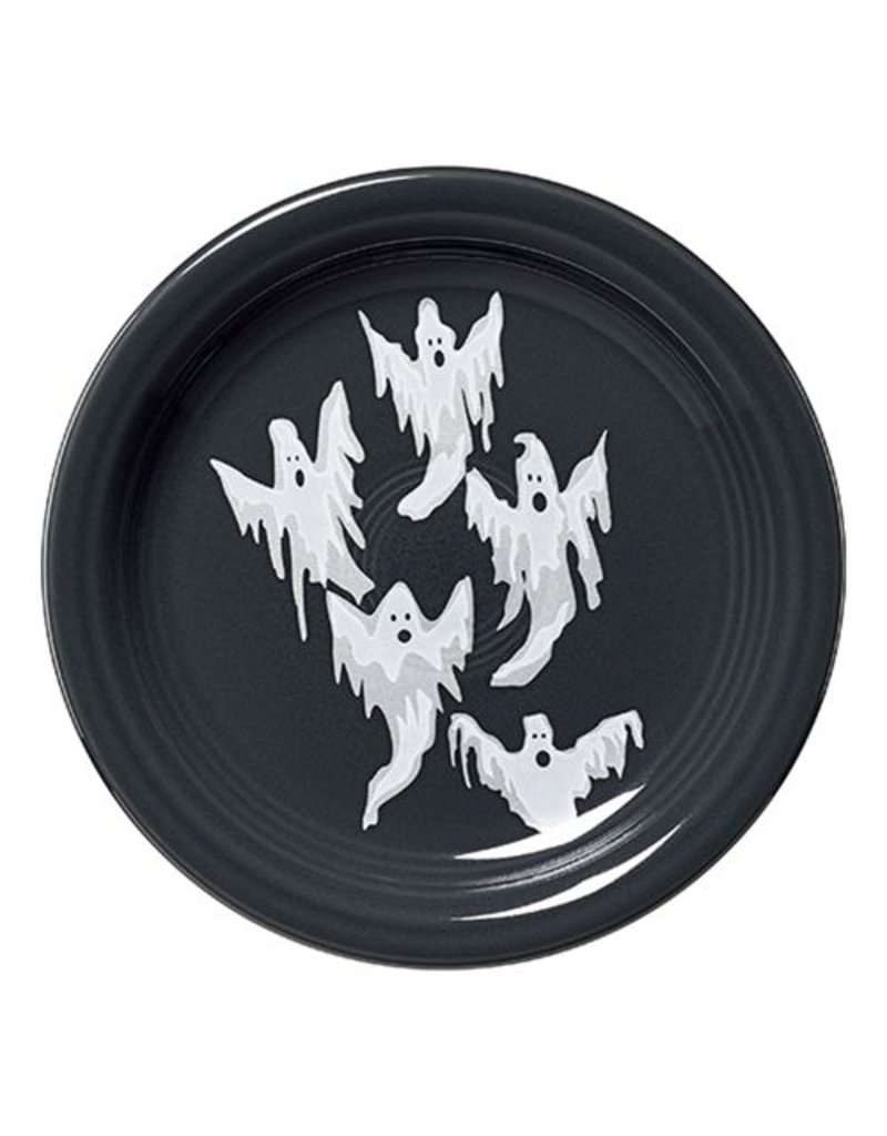 Appetizer Plate Halloween Ghosts