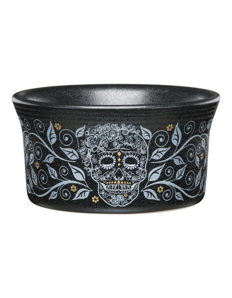 Ramekin Skull and Vine