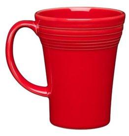 Bistro Latte Mug Scarlet
