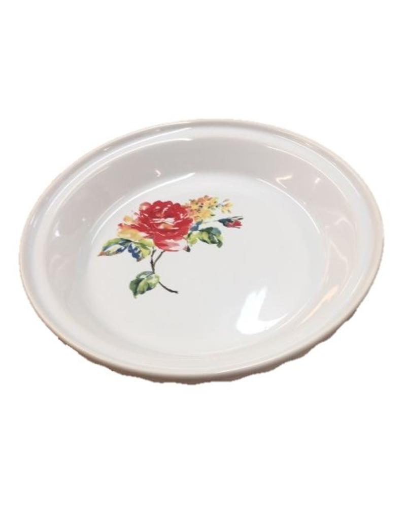 Deep Dish Pie Baker Floral Bouquet