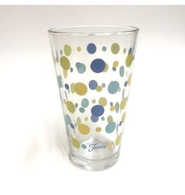 Tall Tapered Tumbler with Dots