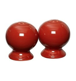 "Salt & Pepper Set 2 1/4"" Scarlet"