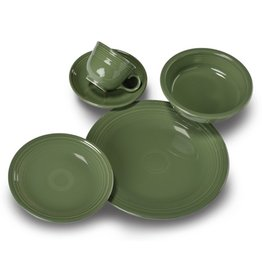 5 pc Place Setting (cup/scr) Sage