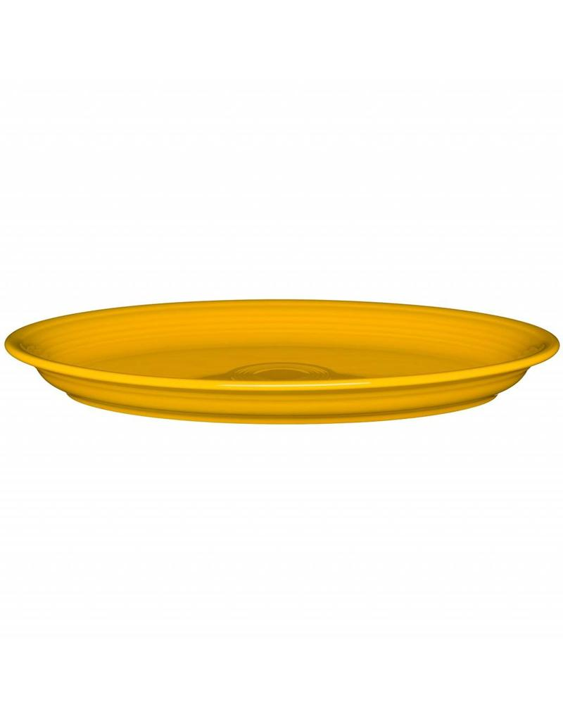"Extra Large Oval Platter 19 1/4"" Daffodil"