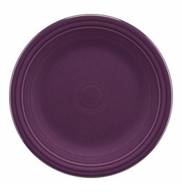 "Dinner Plate 10 1/2"" Mulberry"